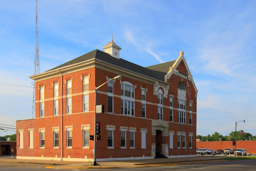 White County Courthouse, Carmi, Illinois