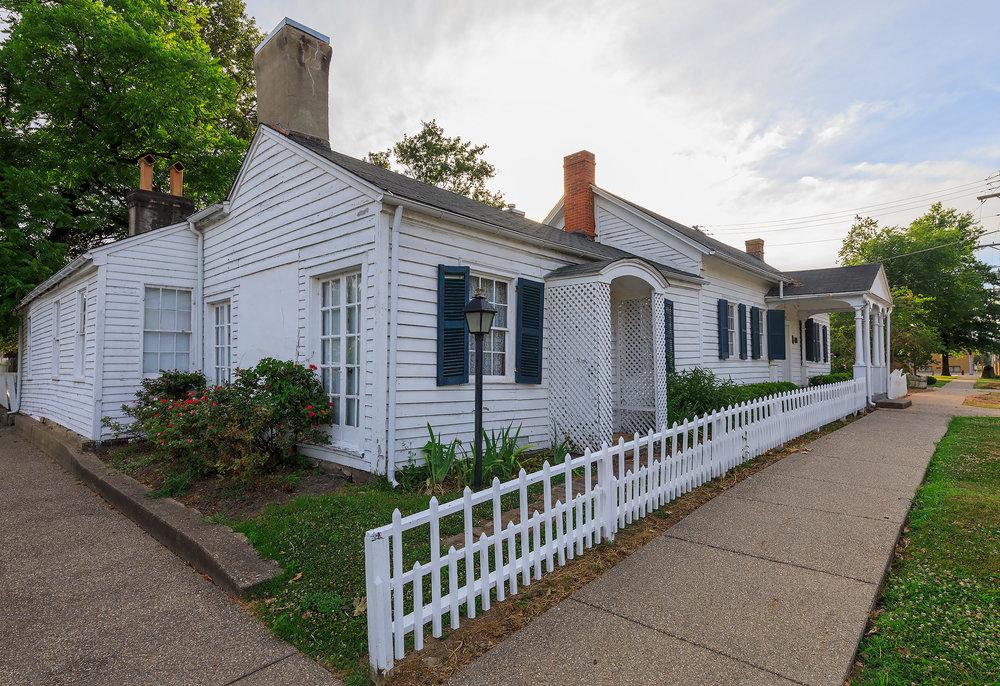 Robinson-Stewart house, Carmi, Illinois