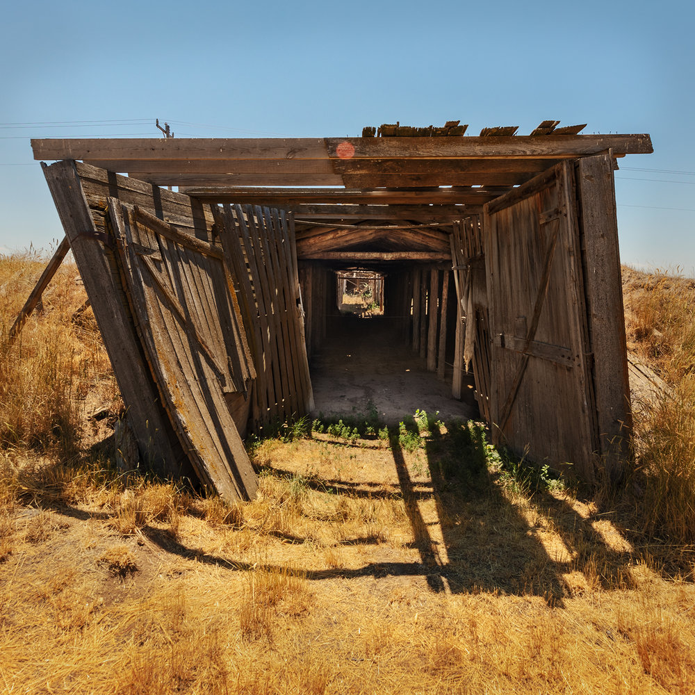 Root cellar, Minidoka National Historic Site