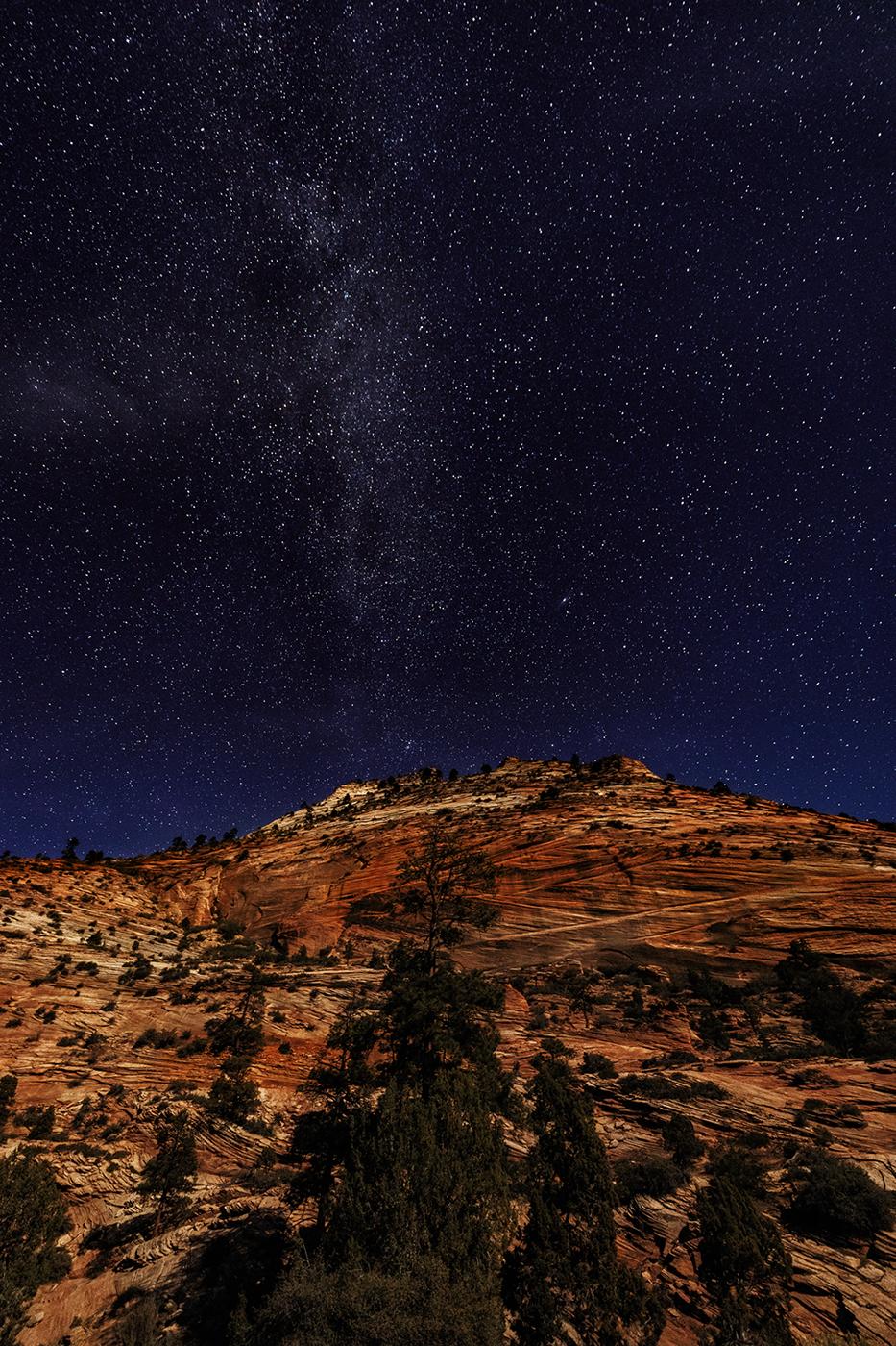 Mt. Carmel Highway, Zion National Park, Utah