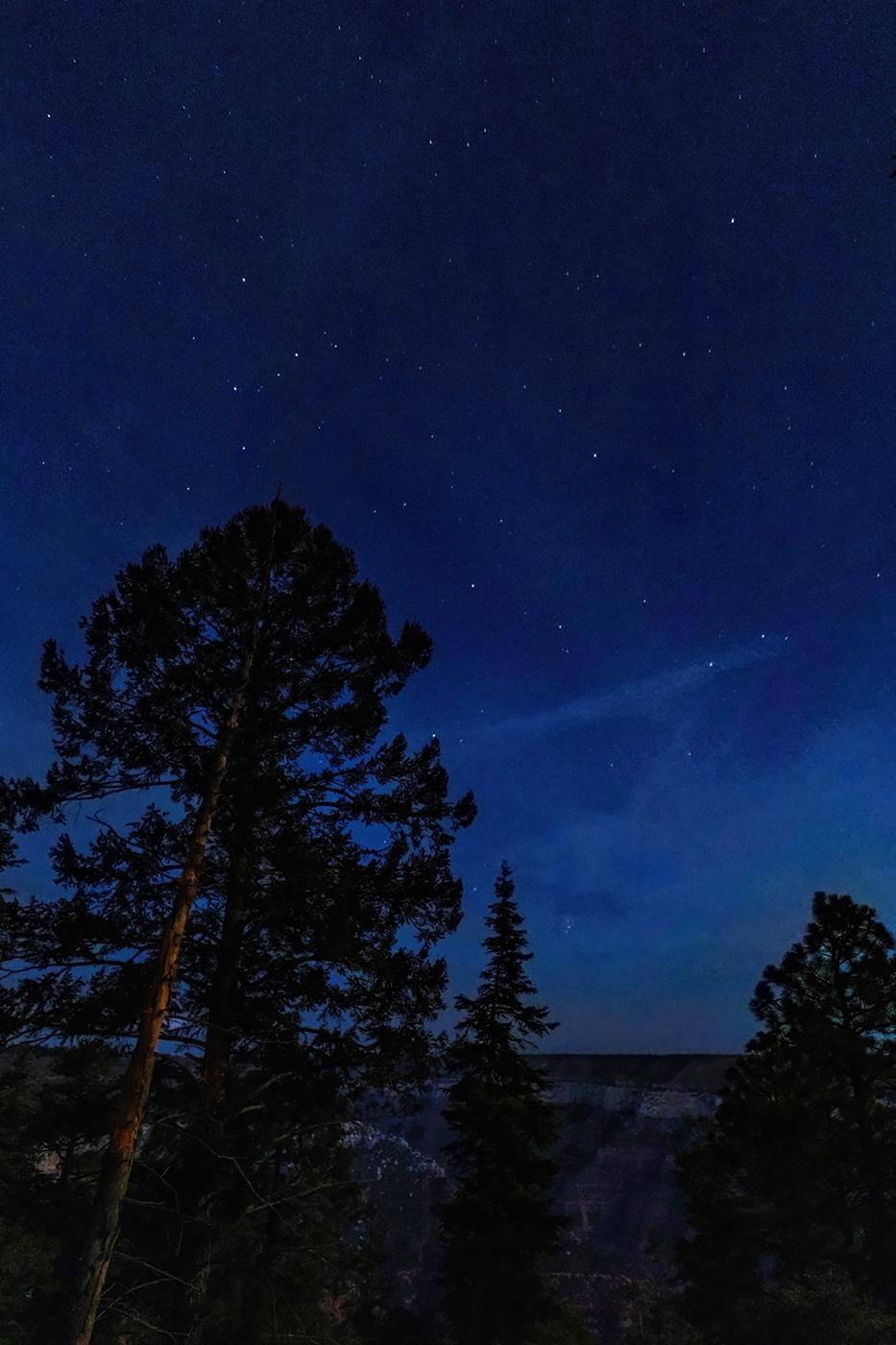 North Rim night, Grand Canyon National Park, Arizona
