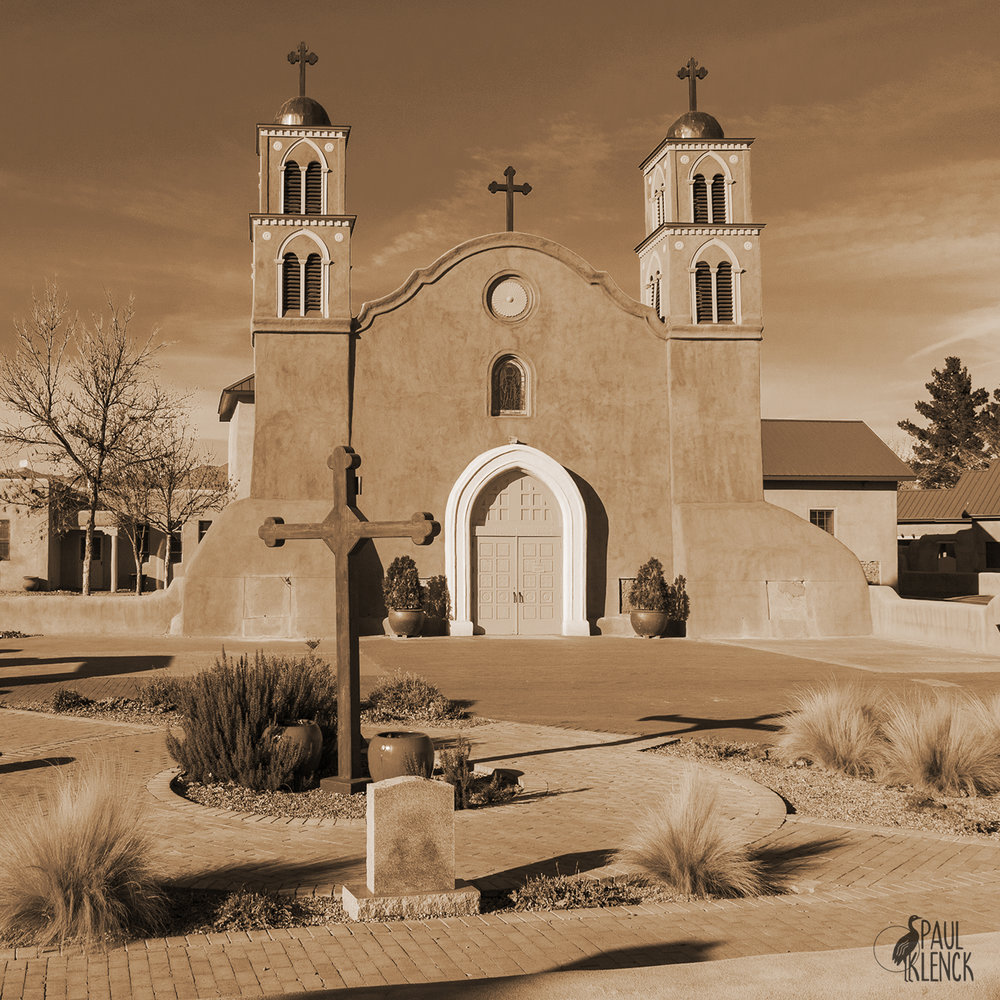 Mission San Miguel, Soccoro, New Mexico