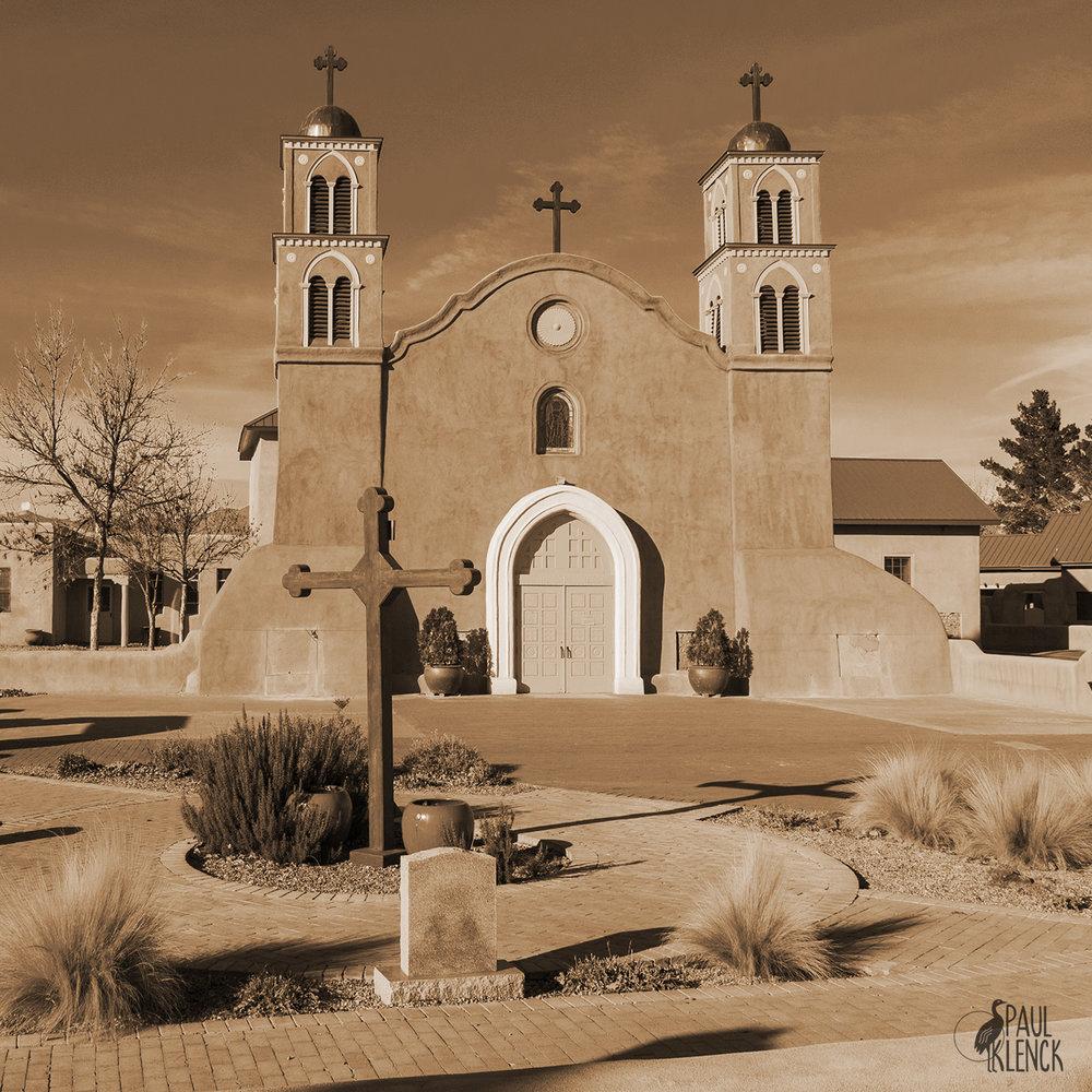 Mission San Miguel, Soccoro, New Mexico