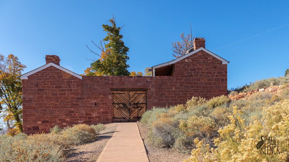 Winsor Castle, Pipe Spring National Monument