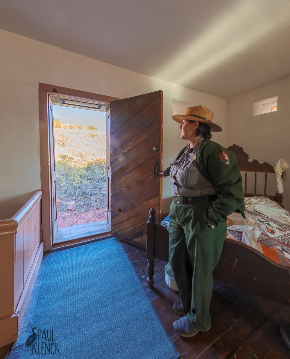 Ranger tour