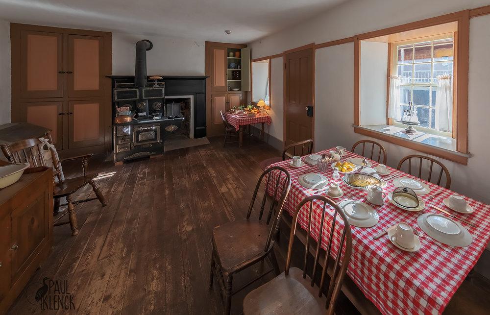 Winsor Castle kitchen