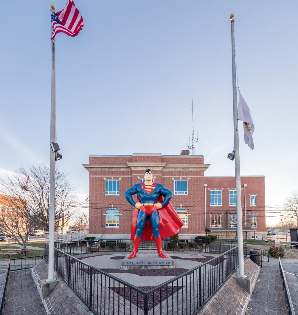 Massac County Courthouse, Metropolis, Illinois