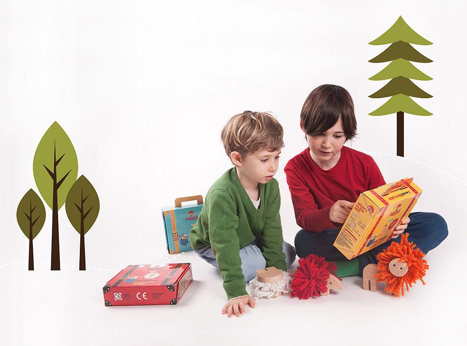 Kipod Toys - Little Bliss Co.