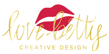 LOVE BETTY DESIGN | GRAPHIC DESIGN COMPANY