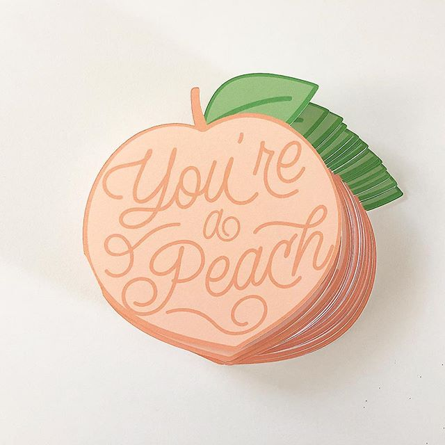 I have had so many requests for these cards I made for @empoweredbypeach, so I have made a special little page for you to shop them 🍑 www.lovebettydesign.com/peach  #peach @withlovepeach
