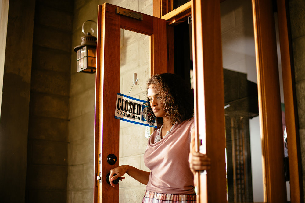 Kandyse McClure as Evelyn