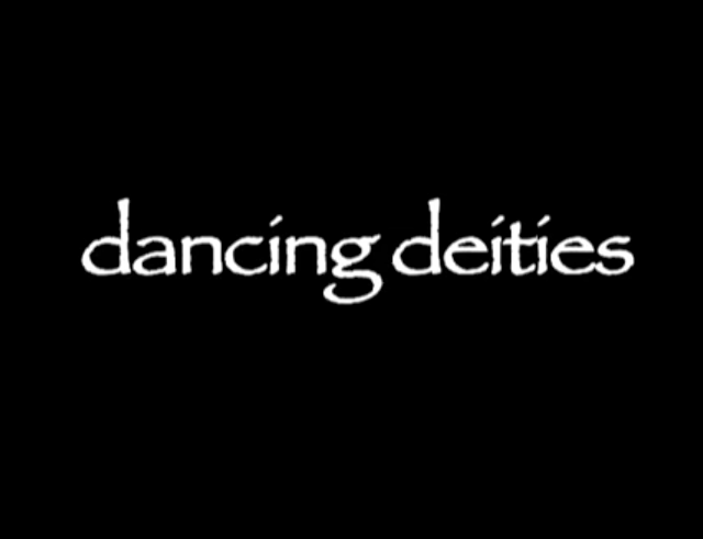Dancing Deities is a documentary short that explores the practices of the Claxton Bay Orisha community in Trinidad. This film is primarily non-narrative in that it uses images to convey the rich musical, rhythmic and mythological aspects of this blend of African and Caribbean culture.  See film  here .