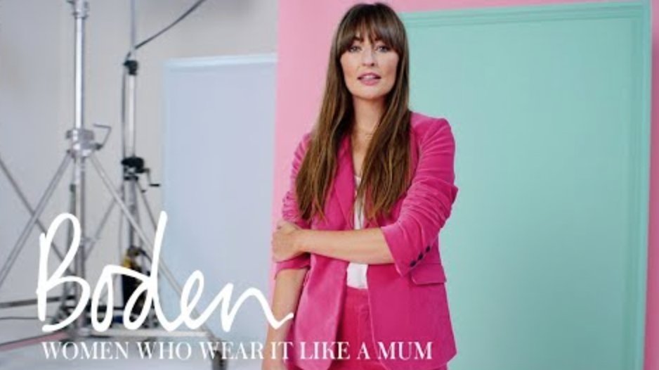 Photo from 'Wear It Like A Mum by Boden