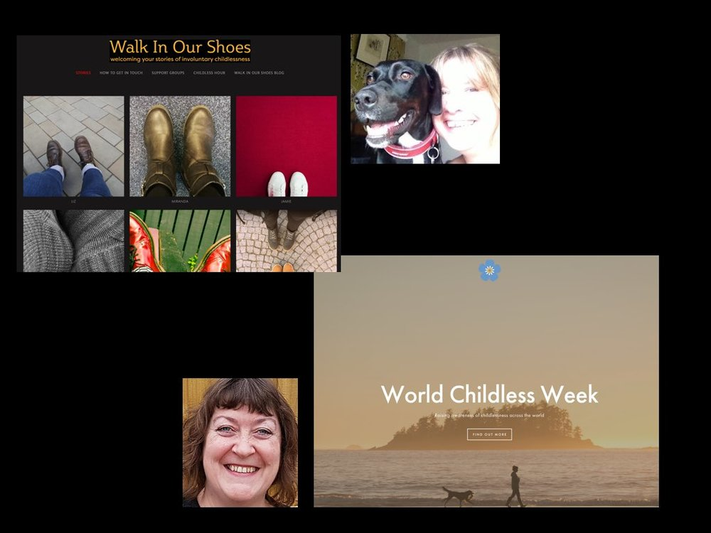 Teaming up with Steph at World Childless Week