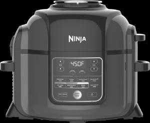 from the ninja foodi webpage