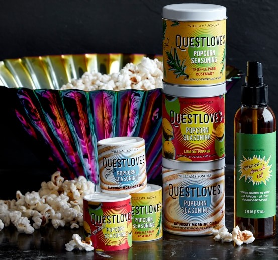 Questlove's Popcorn Seasoning
