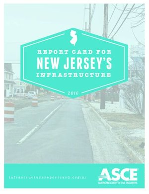 Report Card ASCE Central Jersey Branch