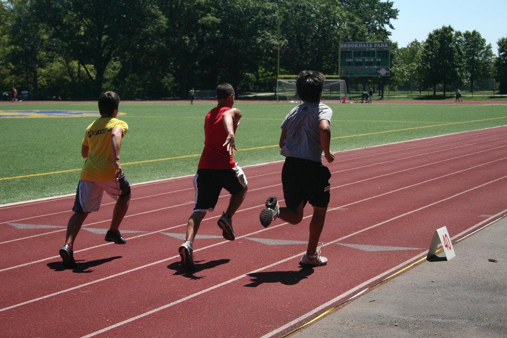 1.5 Mile Run