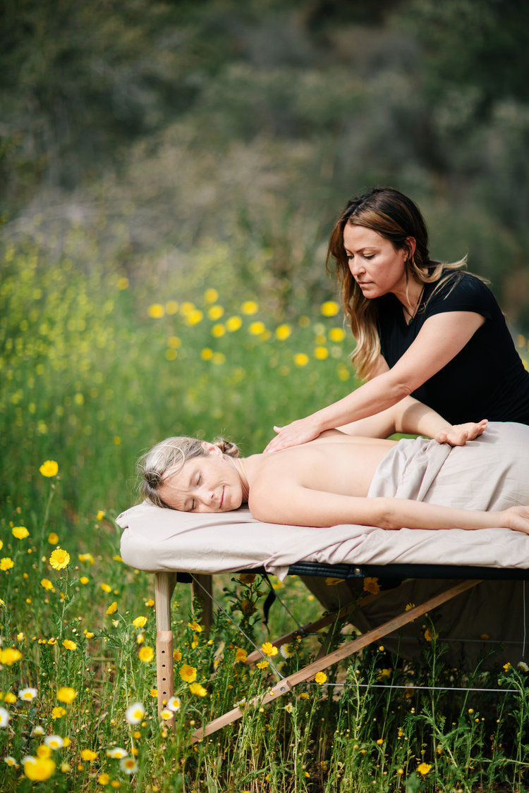 Wellness Services - Reiki, Massage, Acupuncture, Skincare on Site
