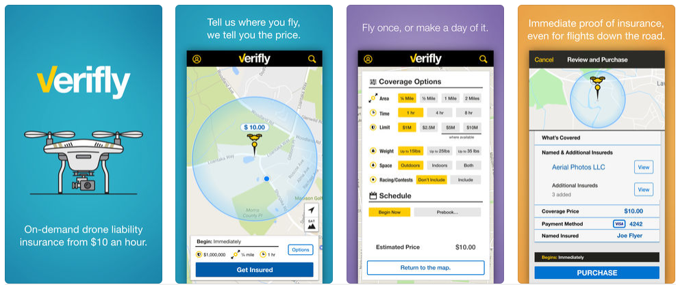 For more information on Verifly, click  here .