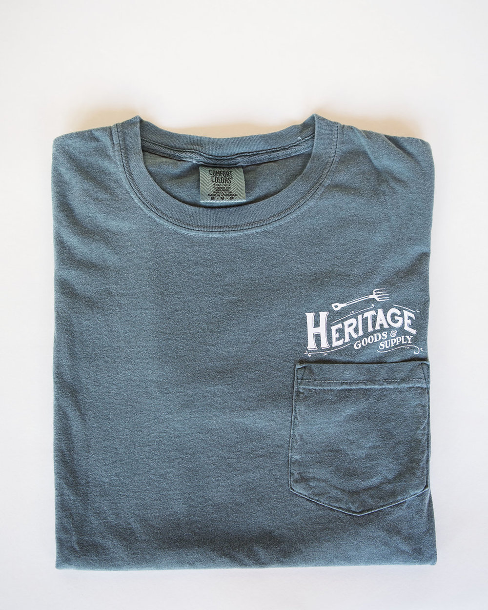 HG&S Men's Pocket Tee