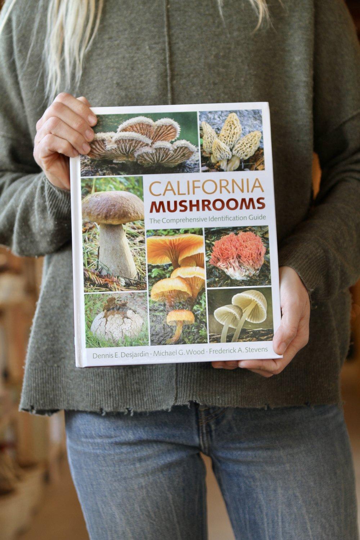 California Mushrooms