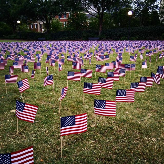 We @UGA will never forget the innocent men and women America lost on this fateful day. #NeverForget