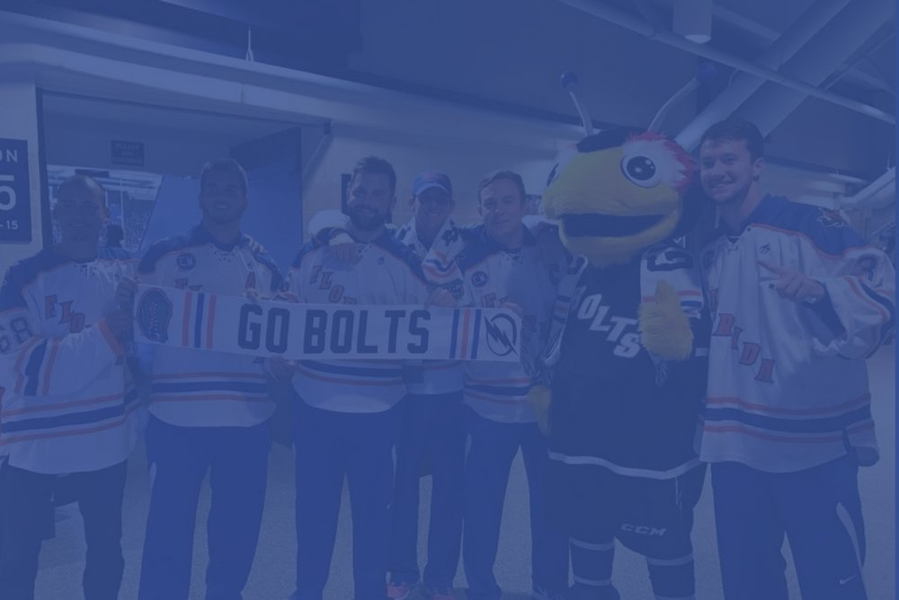 Gator Night with the Bolts   Lightning Games    Learn More