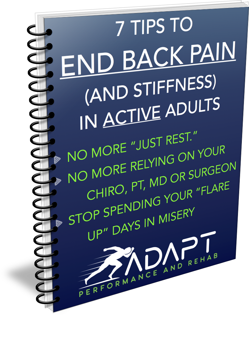 7 Tips Back Pain Active Adults Cover Page.png