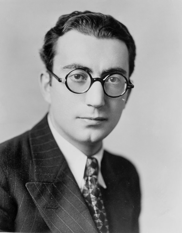 Rouben Mamoulian, director of Oklahoma!