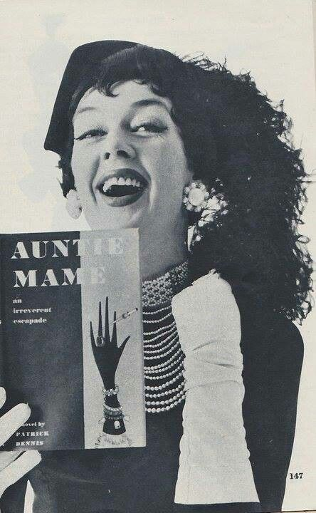 Rosalind Russell promotes... well, Rosalind Russell.
