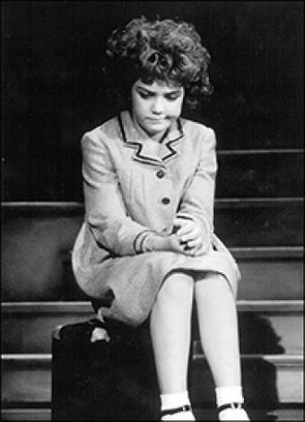 Andrea McArdle, Broadway's Original 'Annie' (1977)