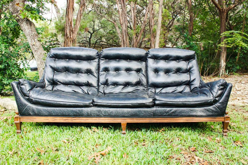 Mercury Sofa - Scavenged Vintage