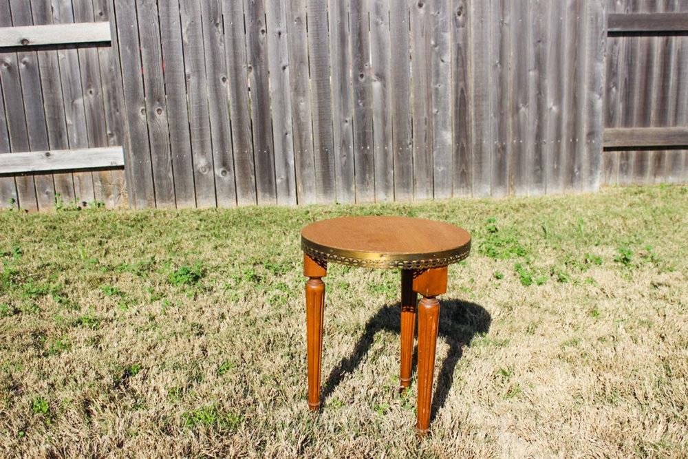 Clark Table  - Scavenged Vintage