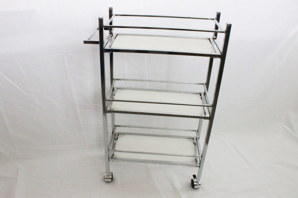 Andy Bar Cart - Scavenged Vintage