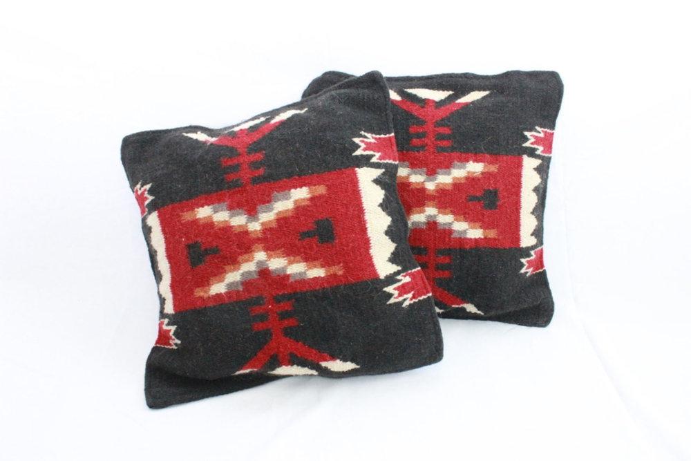 Washington Pillows - Scavenged Vintage