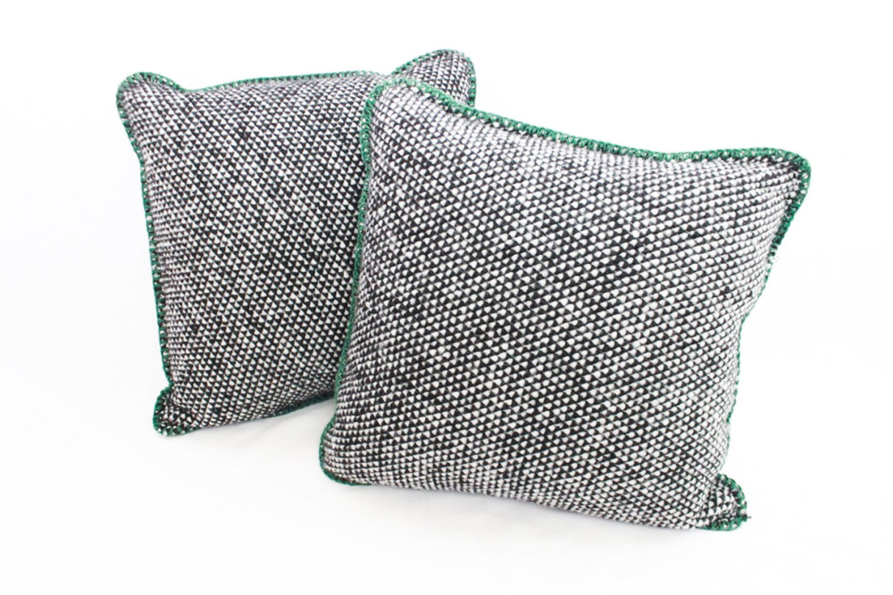 Maple Pillows - Scavenged Vintage