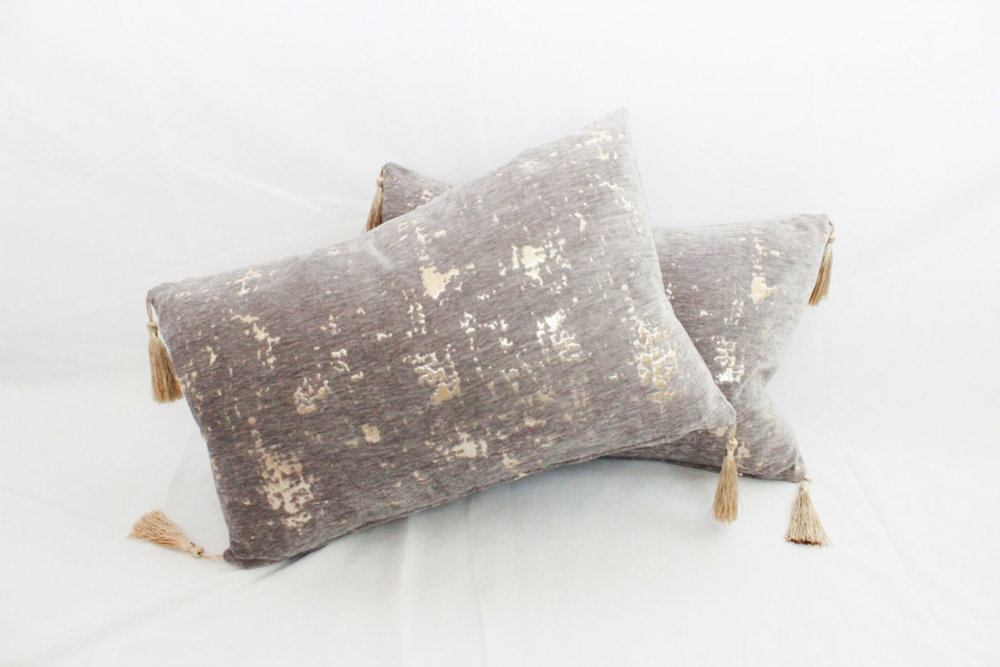 Nicole Pillows - Scavenged Vintage