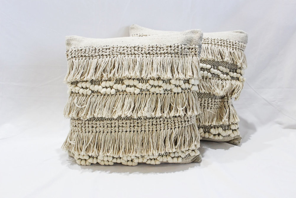Jess Pillows - Scavenged Vintage Rentals