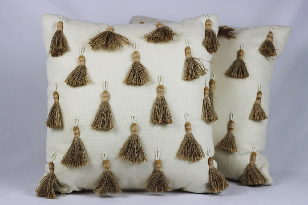 Rebecca Pillows - Scavenged Vintage Rentals