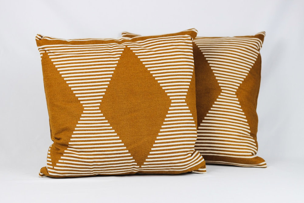 Oscar Pillows - Scavenged Vintage Rentals