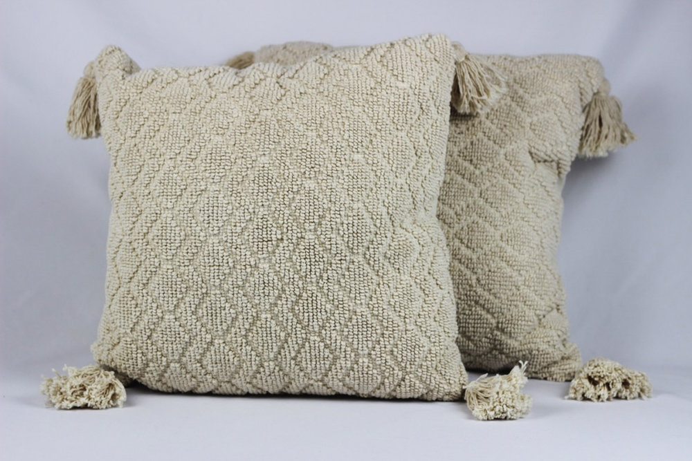 Ada Pillows - Scavenged Vintage Rentals