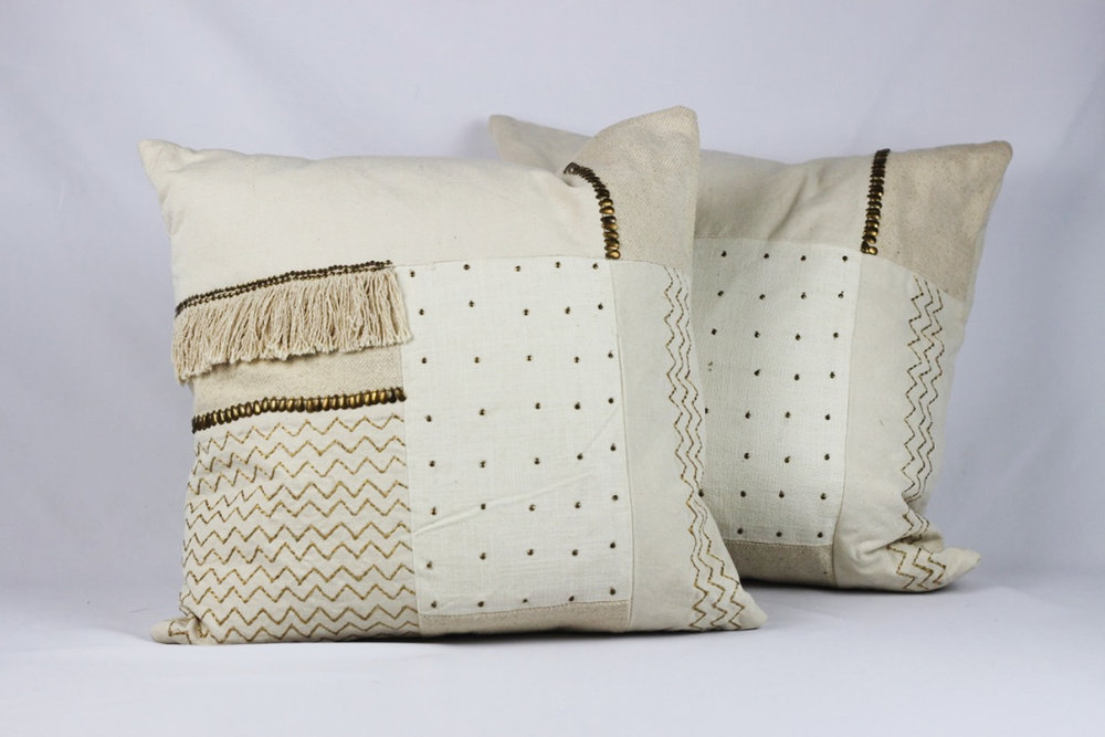 Marlowe Pillows - Scavenged Vintage Rentals