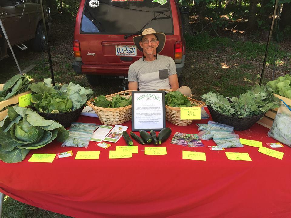 Sweetwater Springs Organic Farm - Roxboro, NC