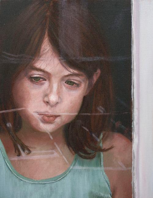 Lilah Through The Window