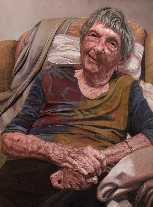 Betty at 101