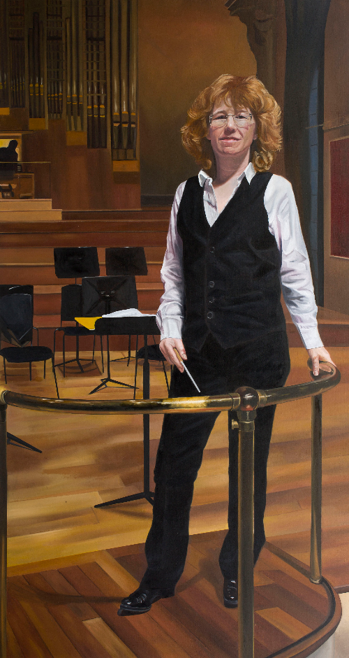 Sian Edwards, Conductor