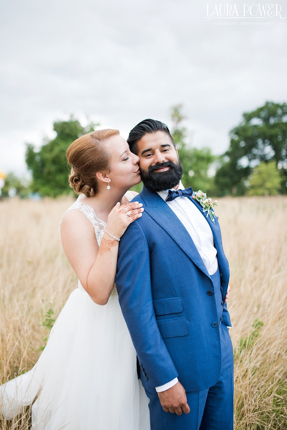 Hannah & Dalraj - Whimsical Wedding Wonderland