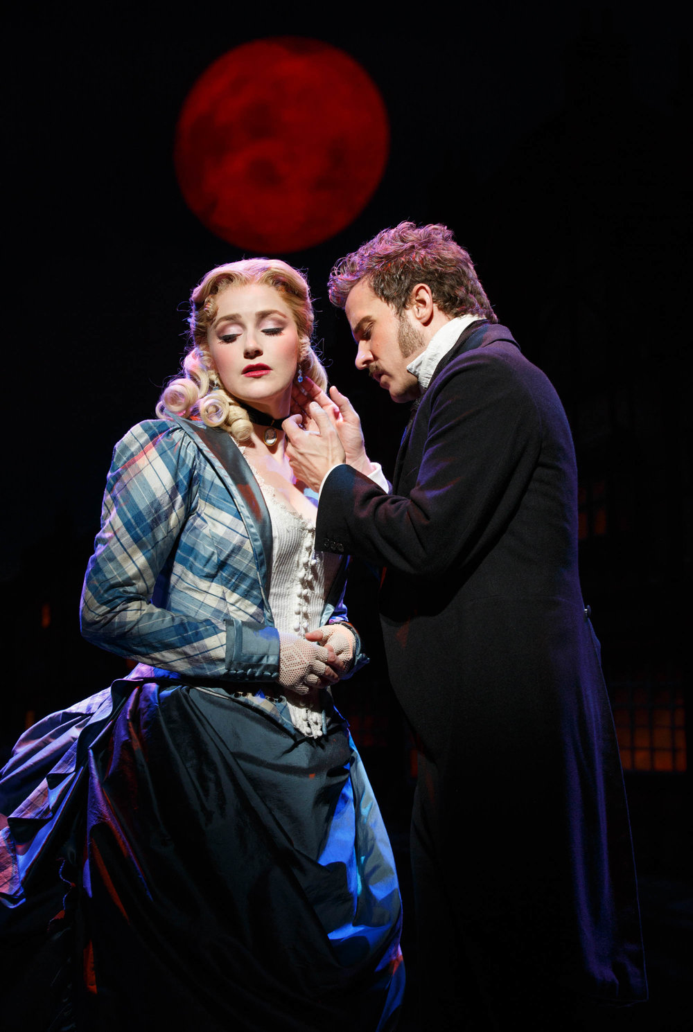 Betsy starring in  The Mystery of Edwin Drood  on Broadway