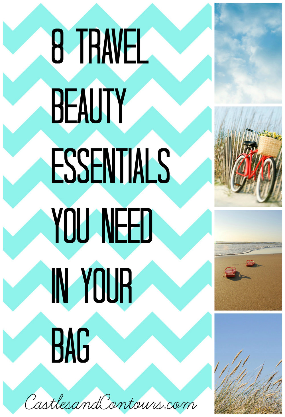8 Travel Essentials Everyone Needs in Their Bag! - CastlesandContours.com